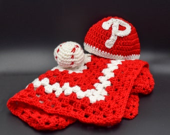 Crochet Phillies Set