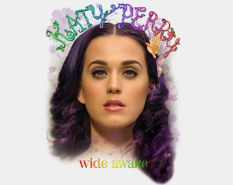Katy Perry Wide Awake - T-Shirt  or Bodysuit