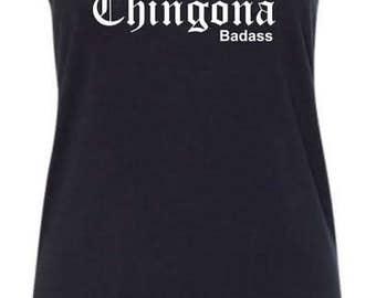 Chingona Badass Tank Top
