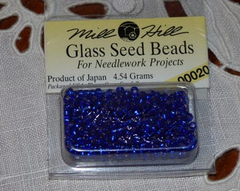 Mill Hill Glass Seed Beads 00020 bead
