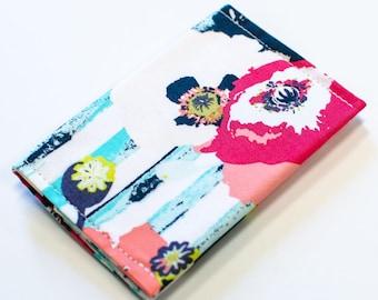 Womens Gift Credit Card Holder Slim Wallet Business Card Holder Credit Card Case Small Wallet Stocking Stuffer Credit Card Wallet