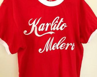 Soda Boy Ringer T-Shirt
