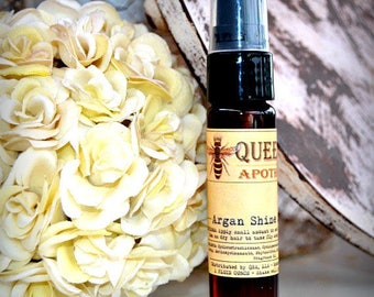 CHOOSE • YOUR • SCENT    Argan Oil Hair Shine Serum • 1 Ounce {Scents R-Z}