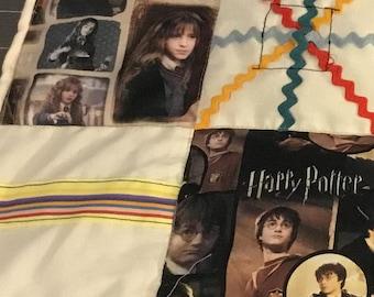 Harry Potter-Fidget Quilt