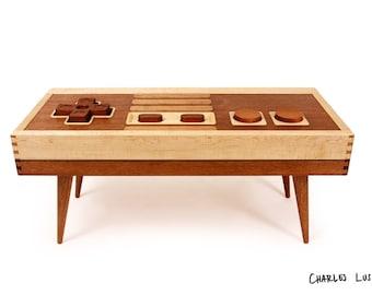 8-bit Retro Gaming Table - Functional