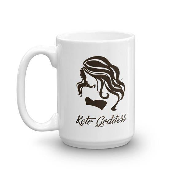 Keto Goddess Mug