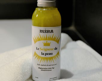 Pure & Virgin Moringa oil