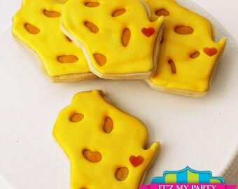 Wisconsin Cheese Cookies - 1 Dozen