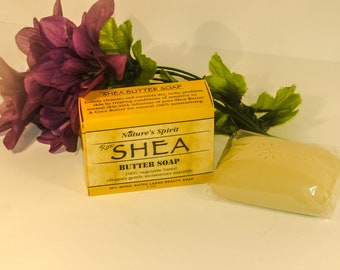 100% Shea Butter Soap 5oz