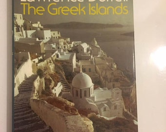 The Greek Islands by Lawrence Durrell (1978, Hardcover)