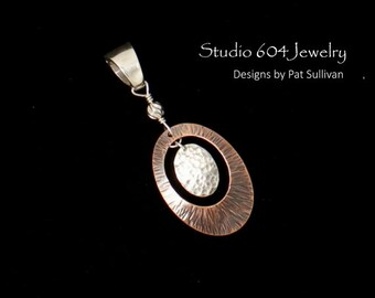 Removable Pendant in Copper - N807