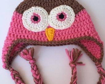 Crochet Owl Hat, Crochet Owl Beanie, Going Home Outfit, Easter Crochet Baby, Toddler Easter Hat, Crochet Easter Ideas, Crochet Spring Hat