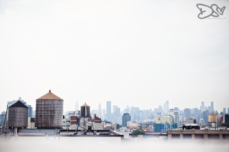 Skyline von manhattan aus brooklyn grange fine art