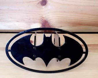 Bat Silhouette Hitch Cover