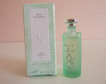 bvlcari water scented tea 5 ml