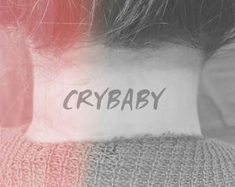 eBook: Crybaby by Caitlyn Siehl