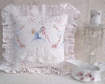 Southern Lady Pillow