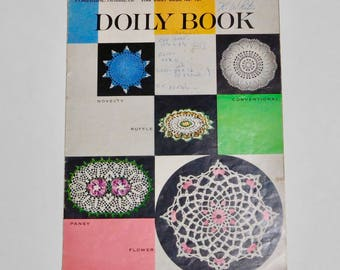 Doily Book 1950s Star Book No 137 Crochet Patterns
