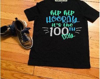 HiphipHorray 100 days!