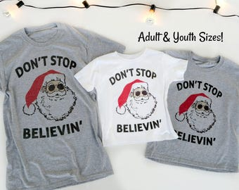 Graphic Holiday Tees | Adult & Youth