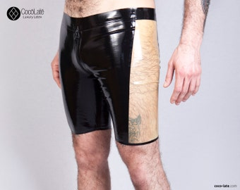 Cycling Pants with contrast panel