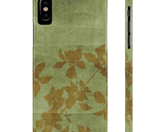 IPhone Slim Case | Antique Floral Design, iphone cases, iphone 6 cases, phone cases, iphone 5 cases, iphone 7 cases, iphone accessories