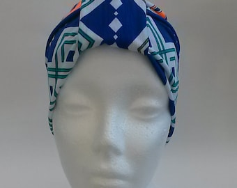 Tribal multi-color headband