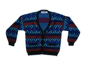 Vintage 80's cardigan