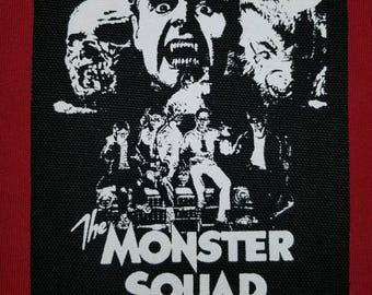 Monster Squad panno Punk Patch