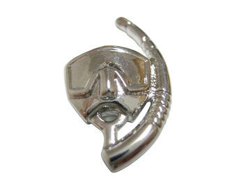 Snorkel Gear Diving Mask Magnet