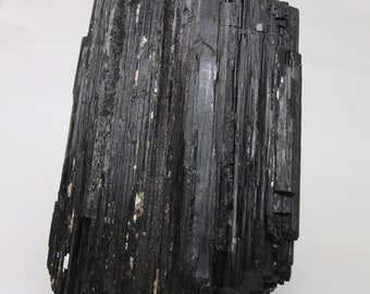 Black Tourmaline crude 6.255 kg