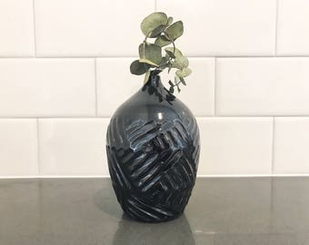 Studio Made Ceramic Weed Pot | Modern Boho