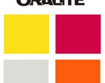 ORALITE 5300 Reflective Vinyl Permanent Film