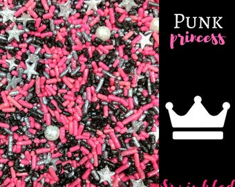 Punk Princess Sprinkle Mix