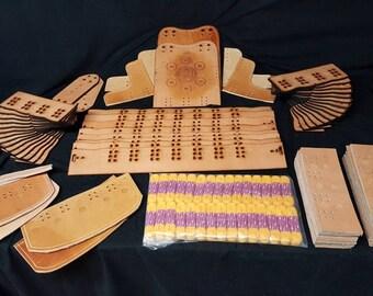DIY Samurai armor kit
