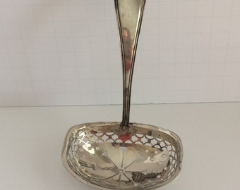 Sterling Powdered Sugar Spoon 1843