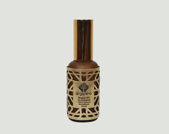 50ml organic argan oil.