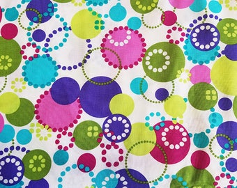DOT-TASTIC, Michael Miller, 100% Cotton Quilting Fabric Apparel, Fabric by the Yard