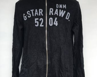 G star raw denim sweater