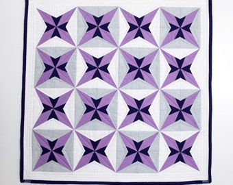 Pinwheel Star - Paper Piecing