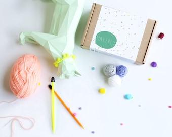 Makerly Craft Kit abonnement Box - één maand