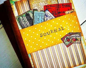 Journal Slim with Unlined Pages