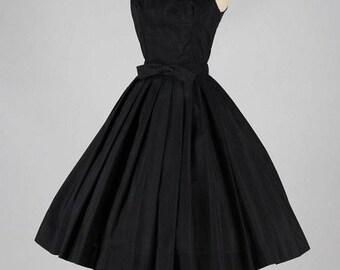 50's dress, vintage style,