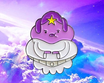 PRINCESS LUMPY - Star Wars x Adventure Time Enamel Pin