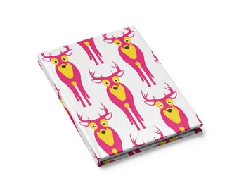 Davido Deer Journal  Blank