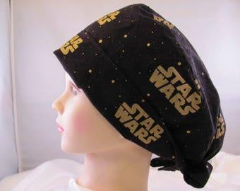 Women's Pixie Scrub Hat Star Wars