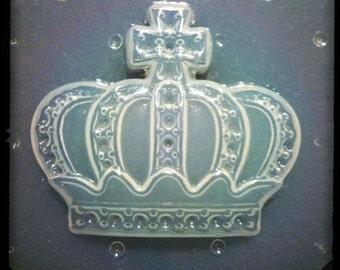 Flexible Resin Mold Royal Crown