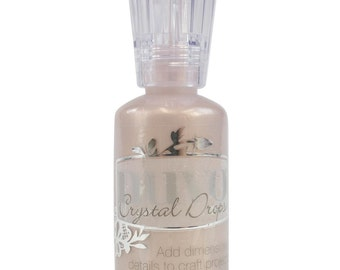 Nuvo Chrystal Drops - Antique Rose