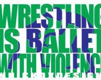 Wrestling Coach Knockout SVG File