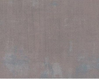Compositions - Basicgrey - Grunge for Moda - Stone - Fat Quarter - FQ - Cotton Quilt Fabric 117